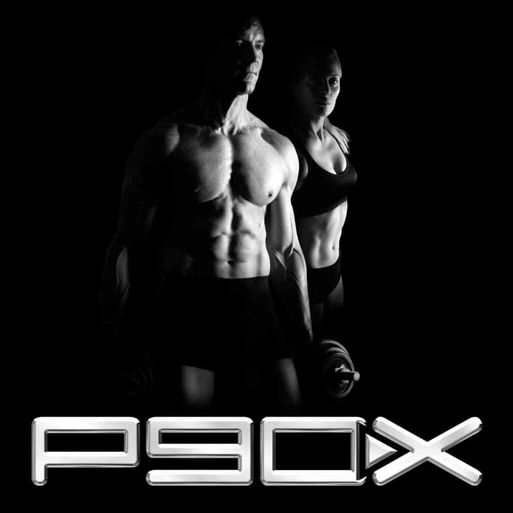 P90x workout video series cover